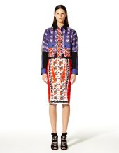 Peter Pilottos Resort 2013 Collection Offers Kaleidoscopic Prints