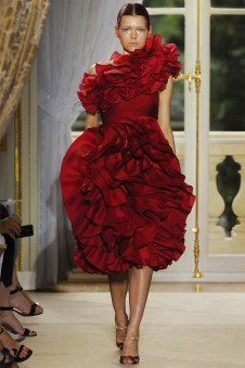 Giambattista Valli Fall 2012 Couture | Paris Haute Couture