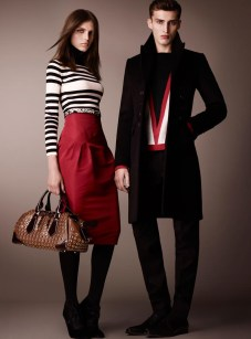 Burberry Pre Fall 2013 Collection