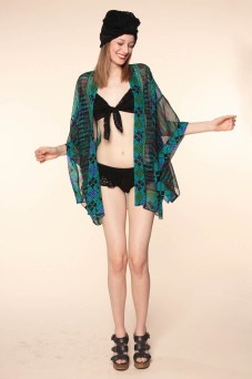 Anna Sui Resort 2014 Collection