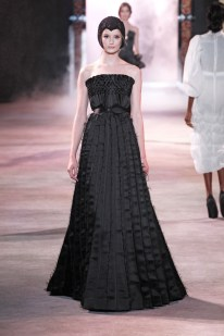 Ulyana Sergeenko Fall 2013 Haute Couture Collection
