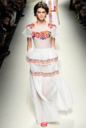 Alberta Ferretti Spring 2014 | Milan Fashion Week
