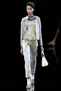 Giorgio Armani Spring 2014 | Milan Fashion Week