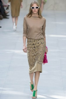 Burberry Prorsum Spring 2014 | London Fashion Week