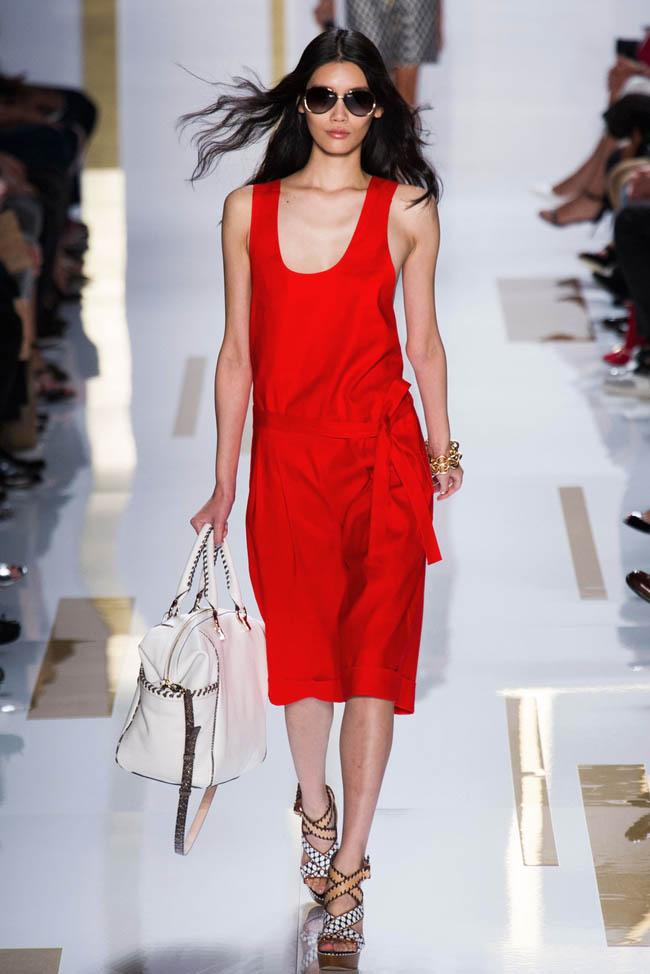 Diane von furstenberg spring 2014 new york fashion week for Diane von furstenberg new york