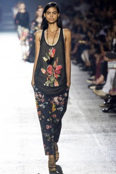 Dries van Noten Spring/Summer 2014 | Paris Fashion Week