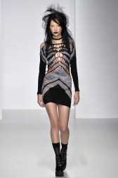 Mark Fast Spring 2014 | London Fashion Week