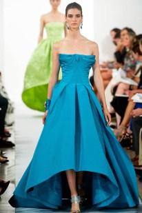 Oscar de la Renta Spring 2014 | New York Fashion Week