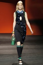 Prada Spring 2014 | Milan Fashion Week