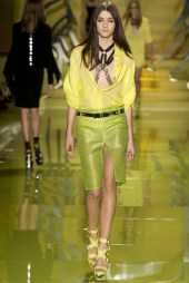 Versace Spring 2014 | Milan Fashion Week