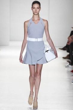 Victoria Beckham Spring 2014 | New York Fashion Week