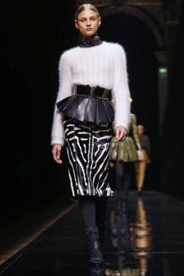 Balmain Fall/Winter 2014 | Paris Fashion Week