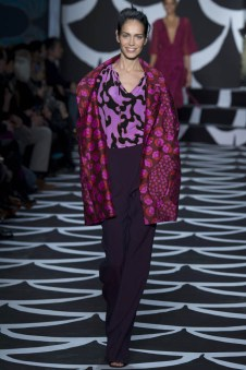 Diane von Furstenberg Fall/Winter 2014 | New York Fashion Week
