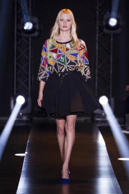 Fausto Puglisi Fall/Winter 2014   Milan Fashion Week