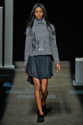 iCB Fall/Winter 2014 Show | New York Fashion Week