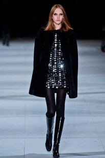 Saint Laurent Fall/Winter 2014 | Paris Fashion Week