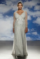 Jenny Packham Features Plus Size Models in Her Spring 2015 Bridal Show