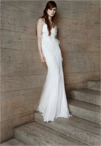 See Vera Wangs Ethereal Spring 2015 Bridal Collection