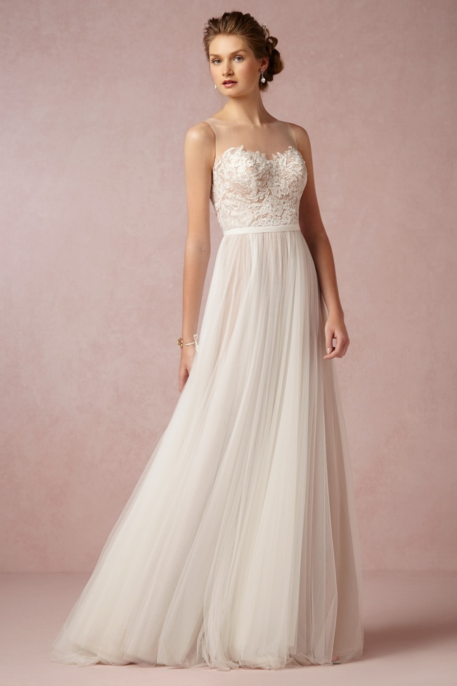 Fall Wedding Gowns : Bhldn fall wedding dresses