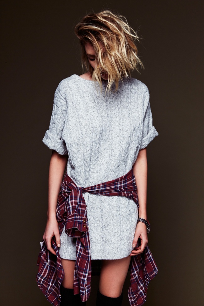 Stella Maxwell Models For Love Lemons 39 Pre Fall Collection