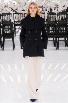Dior's Fall 2014 Couture Show Takes a Trip Through Time & Space