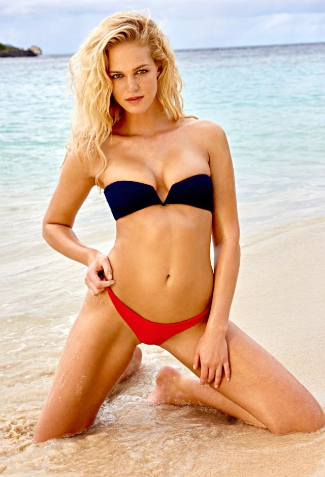 Erin Heatherton in Sports Illustrated Swimsuit Issue