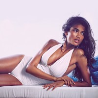 Kelly Gale Heats Up Victoria's Secret Shoot