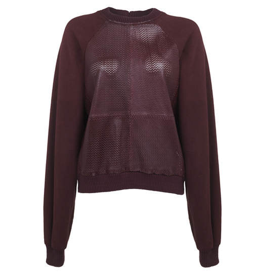 Rihanna for River Island sweatshirt