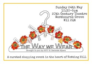 The Way We Wear Vintage Fashion Fair Notting Hill