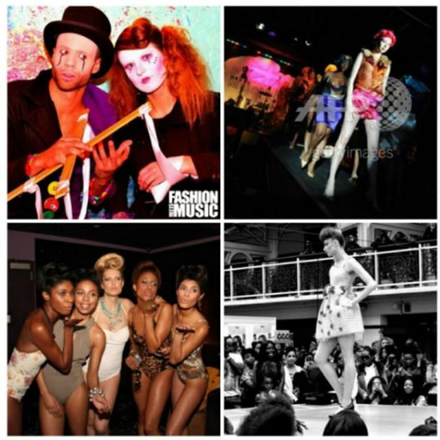Throwback Some of our London NewYork and LosAngeles events fashionmeetsmusichellip