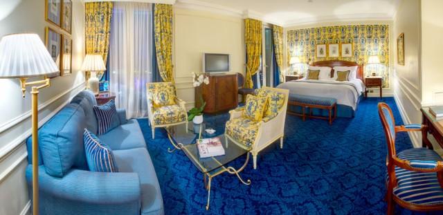 Hotel de Paris Junior Suite Casino View