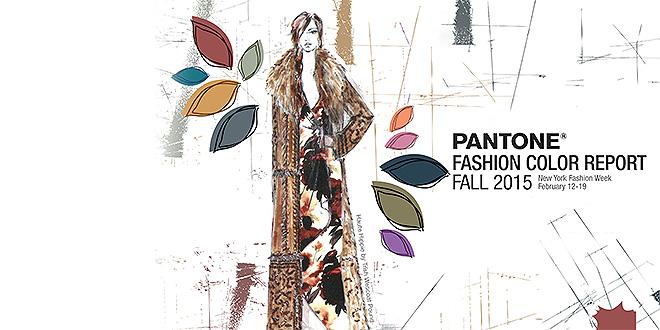 Trendfarben Herbst 2015