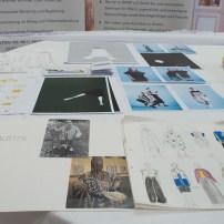 HTW Designers Fashion Show im Rahmen des Frankfurt Style Award 2015 – Backstage Report, Rachel Eguakun