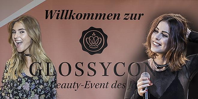 GLOSSYCON 2016 mit Lena Meyer-Landrut und Stefanie Giesinger