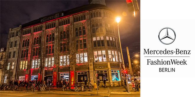 Kaufhaus Jandorf neue Location für die Mercedes-Benz Fashion Week Berlin 2017