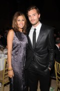 Eva Mendes and Jaime Dornan