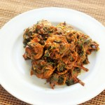 Prawn Masala with Methi Recipe-Jhinga Methi