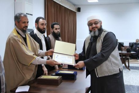 ختام فعاليات امتحانات الإجازة في حفظ القرآن الكريم على مستوى المنطقة الغربية بصبراتة 9
