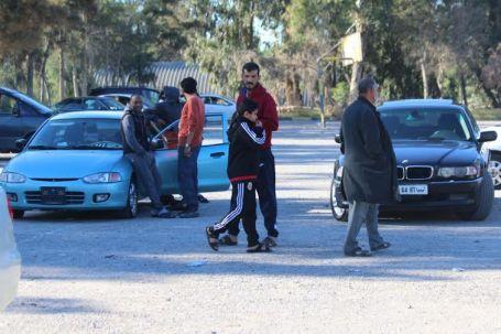 إنشاء سوق عام للسيارات في بلدية صبراتة 00