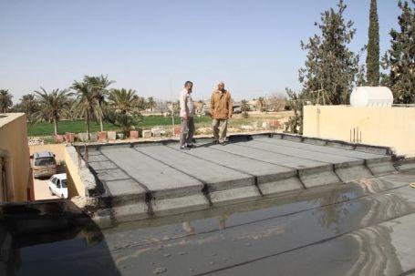 استكمال اعمال الصيانة لمدارس موسى بن نصير ورمضان السويحلي بمنطقة الطويلة بصبراتة 3
