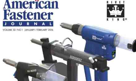 American Fastener Journal, January/February 2016