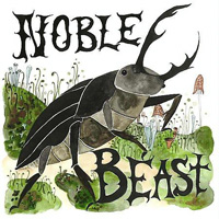 noble beast album cover