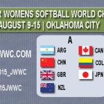 Web-streaming announced for all WBSC U-19 Women's Softball World Championship games