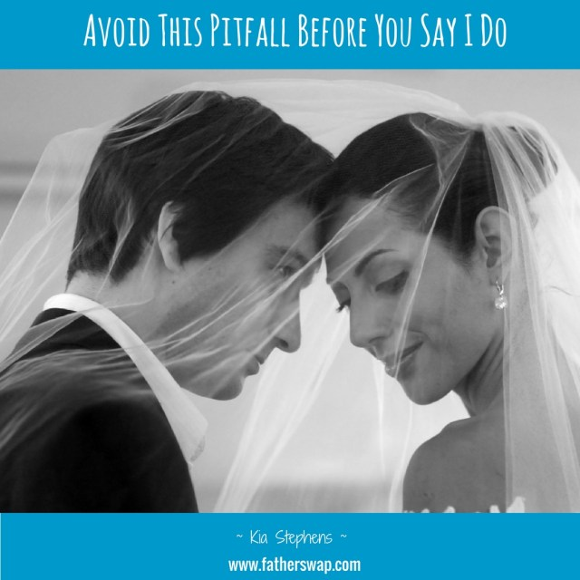 Avoid This Pitfall Before You Say I Do