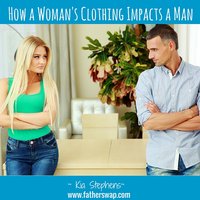 How a Woman's Clothing Impacts a Man