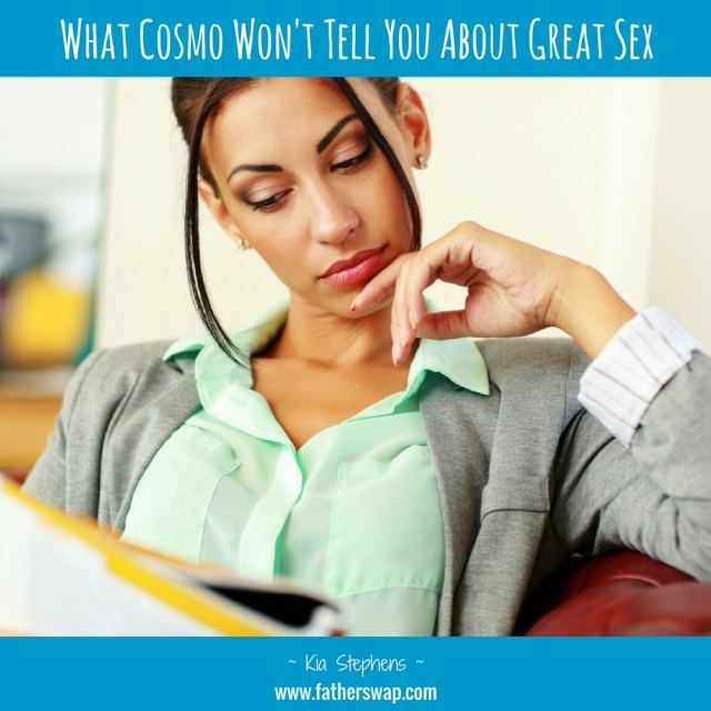 What Cosmo Won't Tell You About Great Sex