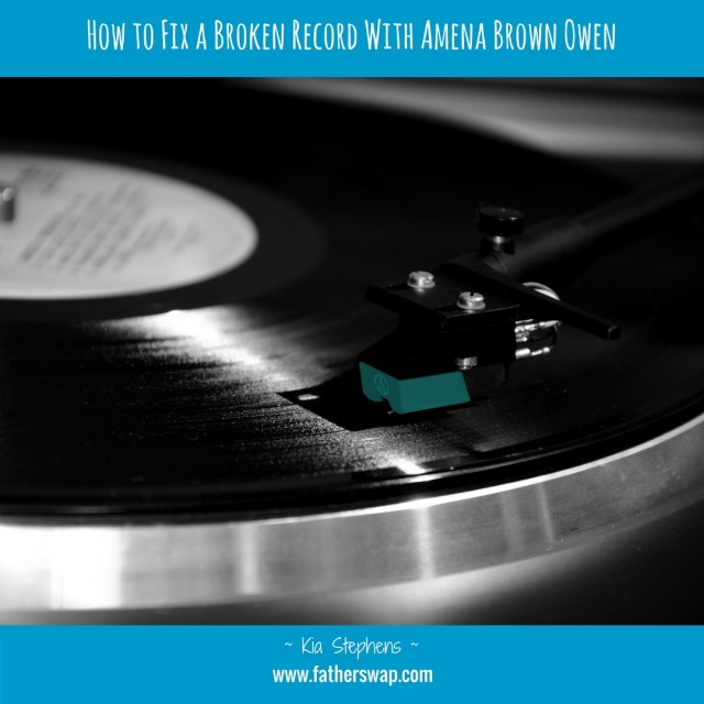 How to Fix a Broken Record with Amena Brown Owen