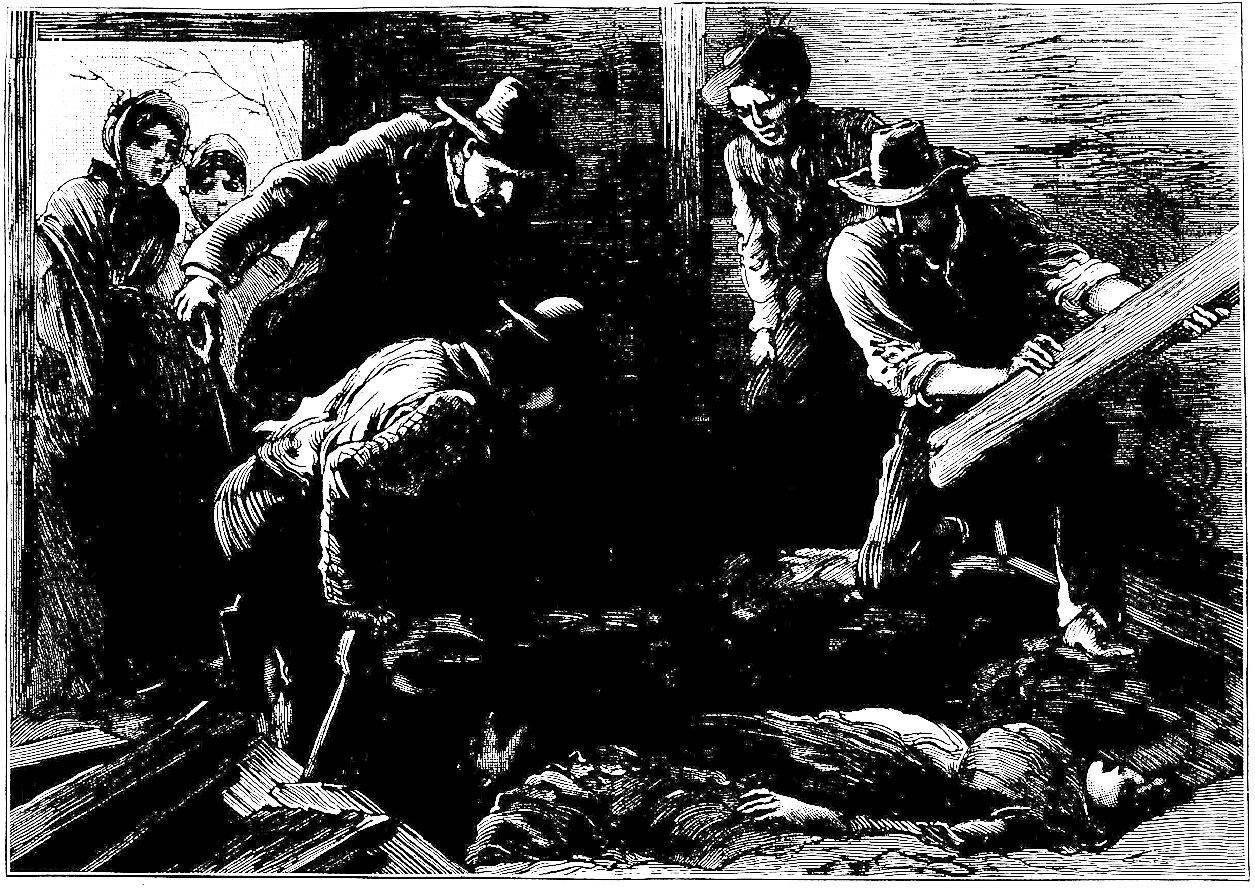 Família Bender: a história dos primeiros Serial Killers da América