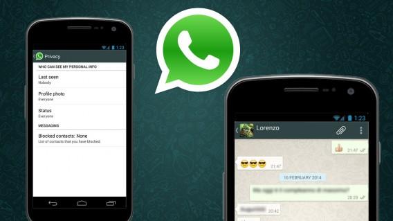 Como ficar completamente invisível no WhatsApp