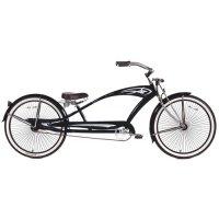 Micargi GTS Beach Cruiser Bike, Black Puma, 26-Inch